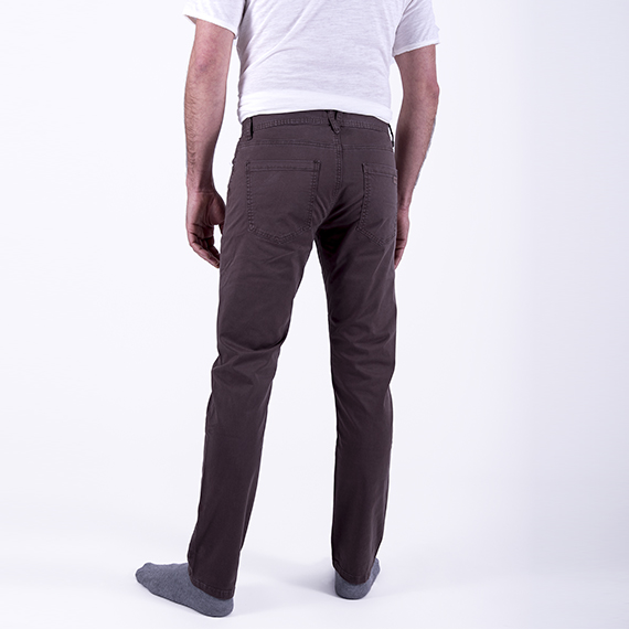 PANTALON   VAQUERO MARRON   CHOCOLATE